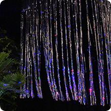 Glitter-Wall