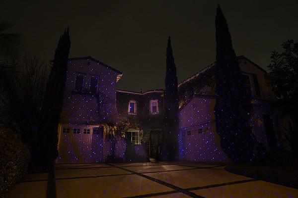 Blue-Sparkle-Magic-Illuminator-Laser-Light-House-Yard-Landscape-Lighting